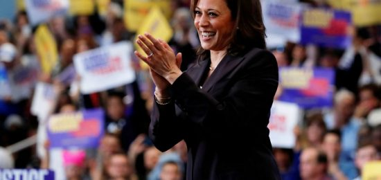 Sen. Kamala Harris secures historic vice presidential candidacy, sparking #WinWithBlackWomen hashtag