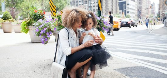 Women with child-care needs are 32% less likely to leave their job if they can work remotely, according to new report